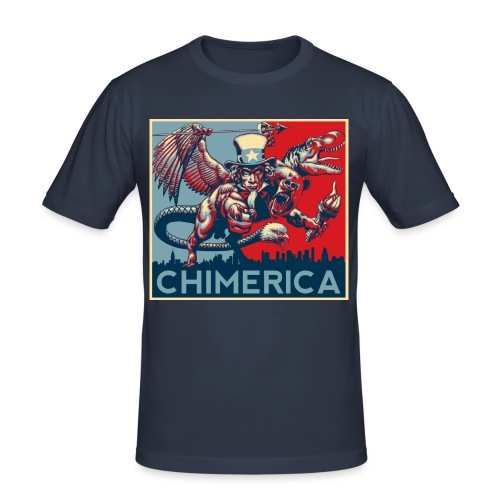Chimerica - Men's Slim Fit T-Shirt