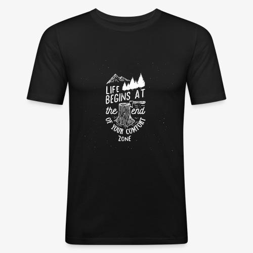 comfortzone - Men's Slim Fit T-Shirt