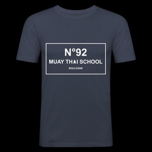MTS92 N92 - T-shirt près du corps Homme