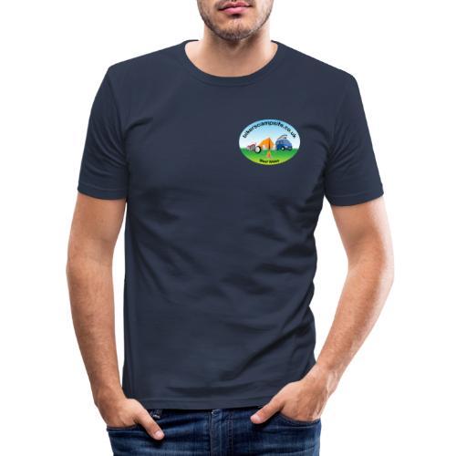 bikerscampsite WW - Men's Slim Fit T-Shirt