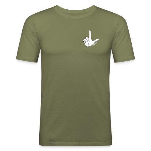 DedoBigEla - Camiseta ajustada hombre