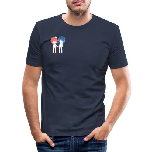 sweetie - Männer Slim Fit T-Shirt