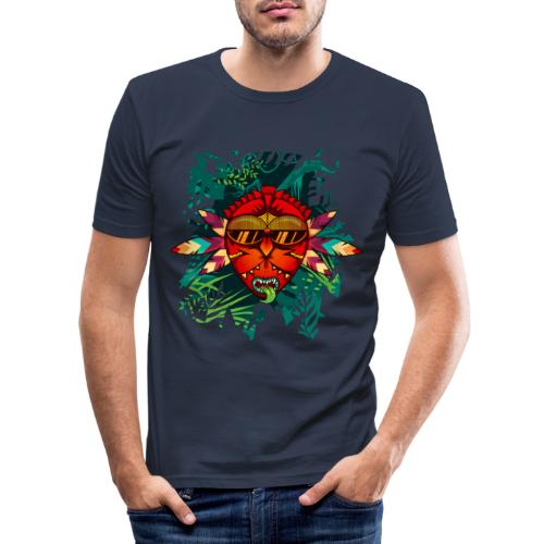 Back to the Roots - T-shirt près du corps Homme
