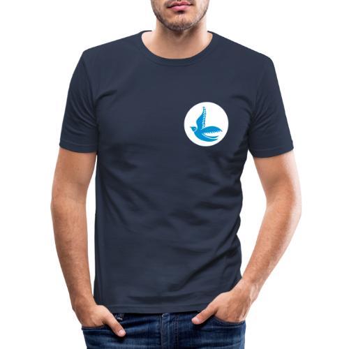Bluebird - Men's Slim Fit T-Shirt