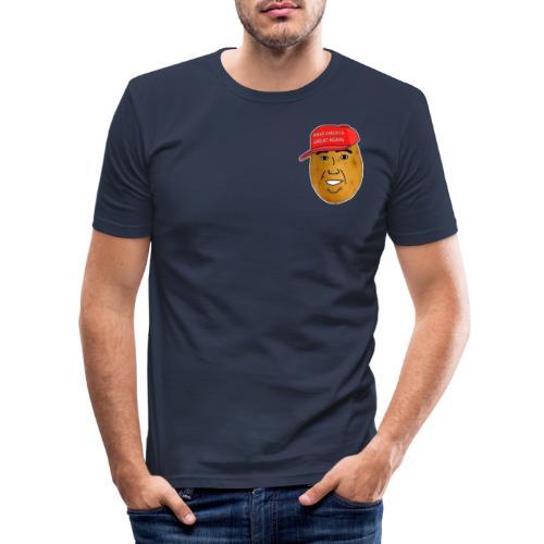 Potato - T-shirt près du corps Homme