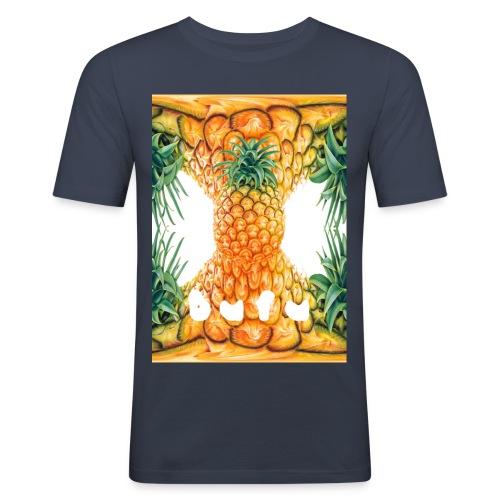 ananasbad - T-shirt près du corps Homme