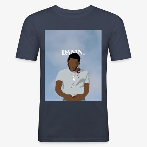 Kendrick Lamar - DAMN II - Mannen slim fit T-shirt