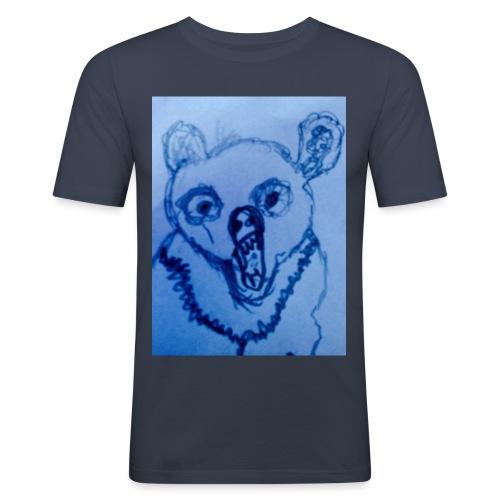 W.A.R.T CLOTHING - Miesten tyköistuva t-paita
