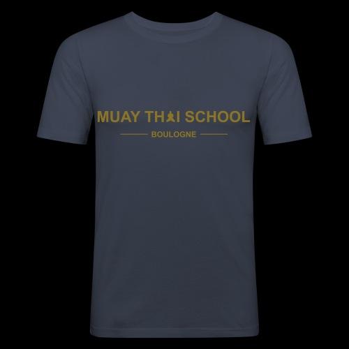MTS92 BOULOGNE - T-shirt près du corps Homme