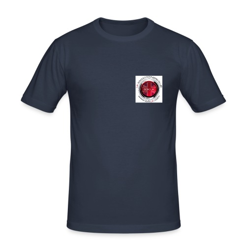 s2kuk logo 800 - Men's Slim Fit T-Shirt