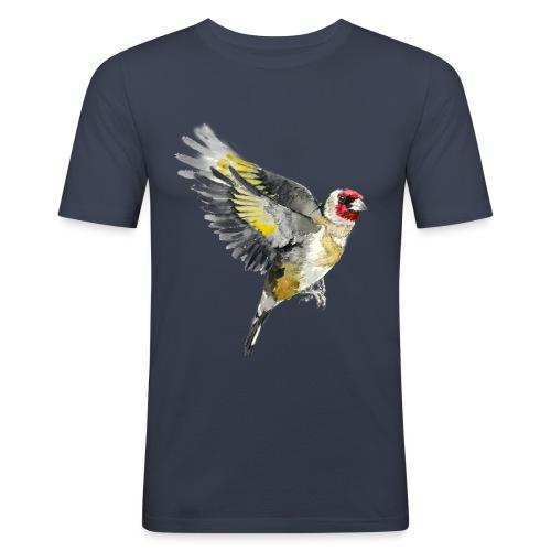 6 - Obcisła koszulka męska