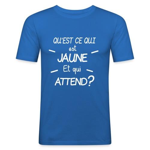 Edition Limitee Jonathan Black - T-shirt près du corps Homme