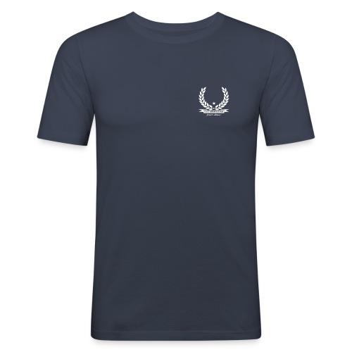 EBSA transparent gif - Men's Slim Fit T-Shirt