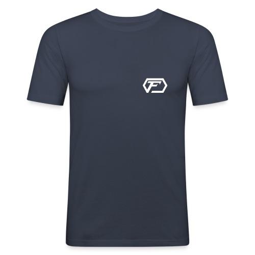 cptftr - Männer Slim Fit T-Shirt