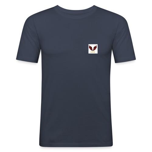 ropa con el logo - Camiseta ajustada hombre