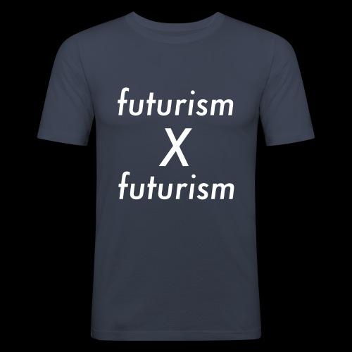 futurism x futurism - Männer Slim Fit T-Shirt