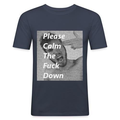 PCTFD - Männer Slim Fit T-Shirt