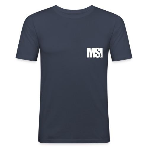 logo2012ohnetext - Männer Slim Fit T-Shirt