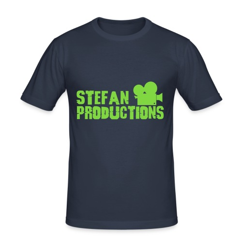 Stefanproductions - Mannen slim fit T-shirt