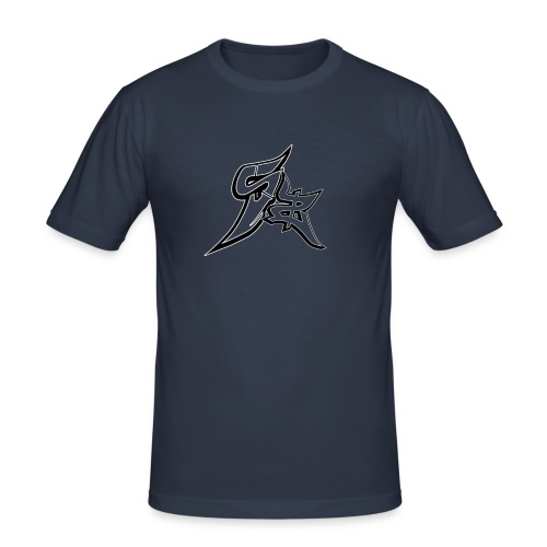 Sanddez - Camiseta ajustada hombre