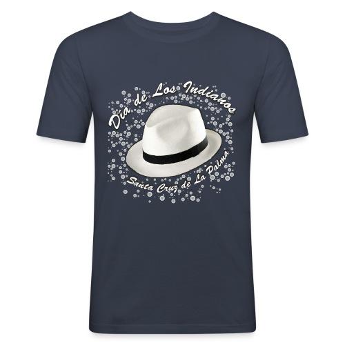 Dia de Los Indianos - Männer Slim Fit T-Shirt