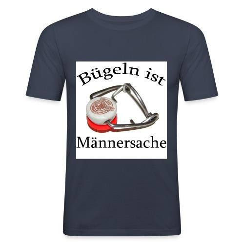 buegeln3 - Männer Slim Fit T-Shirt