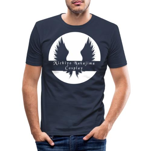 MNC Logo [No Phrase] - Men's Slim Fit T-Shirt