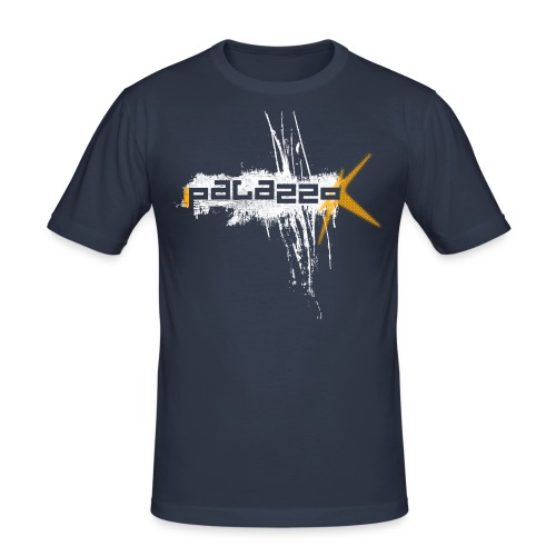 Palazzo Splash - Männer Slim Fit T-Shirt