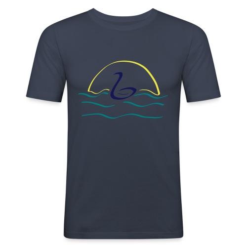 Swan - slim fit T-shirt