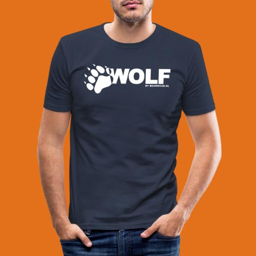 wolf 2011 - Men's Slim Fit T-Shirt