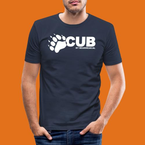 cub by bearwear sml - Men's Slim Fit T-Shirt