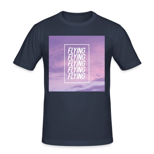 Flying - T-shirt près du corps Homme