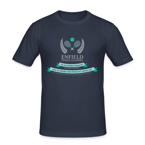 Infinite Jest - D.F. Wallace [ITA] - Maglietta aderente da uomo