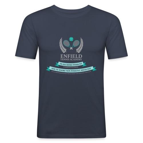Infinite Jest - D.F. Wallace [ITALIAN] - Maglietta aderente da uomo