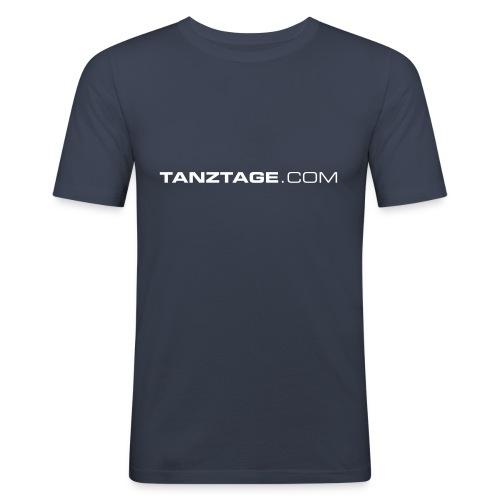 tanztagedotcom - Männer Slim Fit T-Shirt
