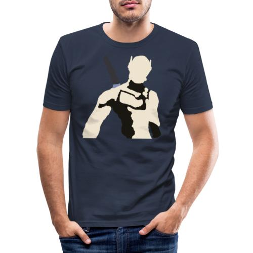 Genji - Obcisła koszulka męska