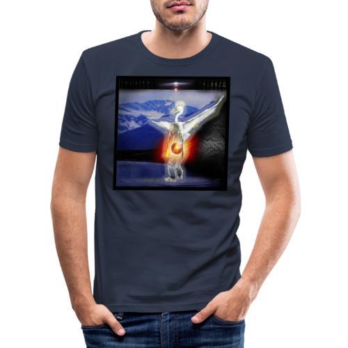 méditation 5 - T-shirt près du corps Homme