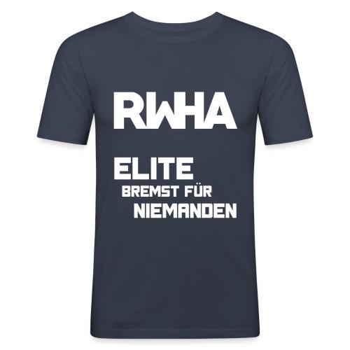 Elite2 png - Männer Slim Fit T-Shirt
