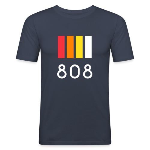 808 drum machine - Men's Slim Fit T-Shirt