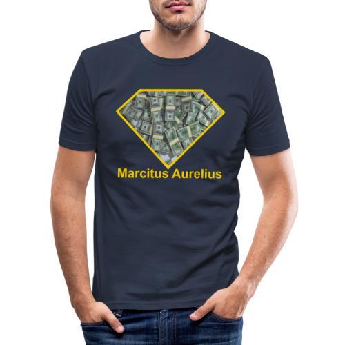 Money - Männer Slim Fit T-Shirt