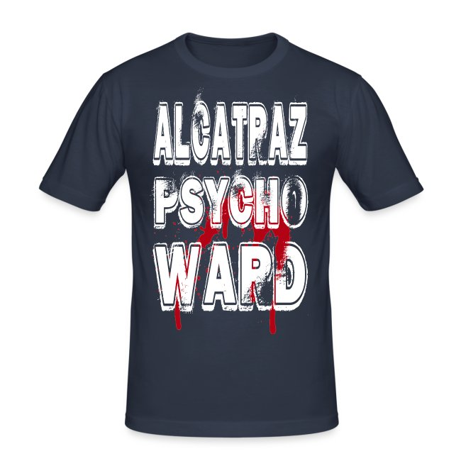 Alcatraz Psycho Ward (Allover)