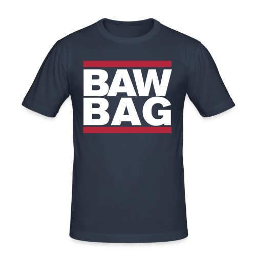 Bawbag Scotland - Men's Slim Fit T-Shirt