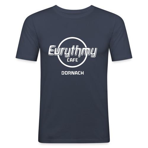 Eurythmy Cafe Dornach - Männer Slim Fit T-Shirt