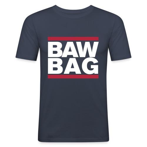 Bawbag Scotland - Men's Slim Fit T-Shirt
