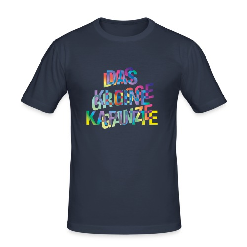 DGGDKK - Männer Slim Fit T-Shirt