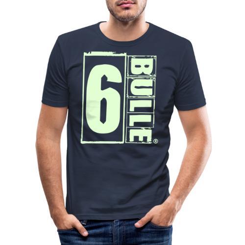 6bulle Urban - T-shirt près du corps Homme