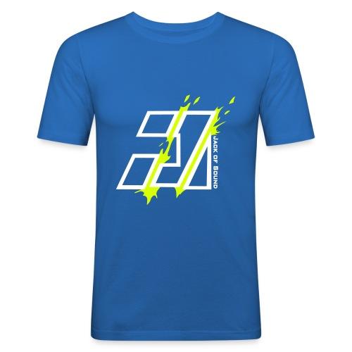 jack of sound corrected - slim fit T-shirt
