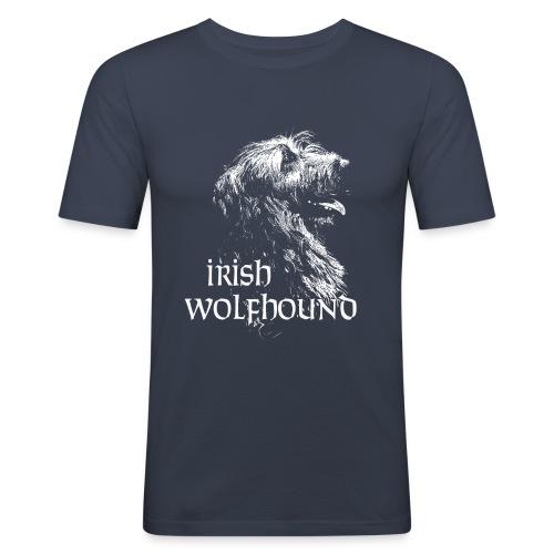 IW Céleste - T-shirt près du corps Homme