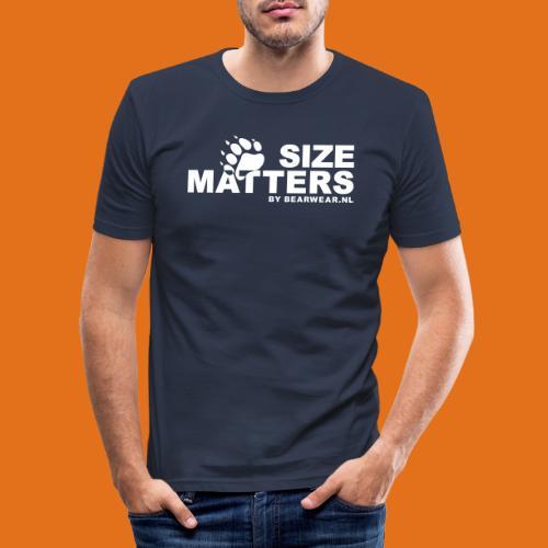 sizematters - Men's Slim Fit T-Shirt