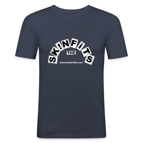 tsflogga2 - Slim Fit T-shirt herr
